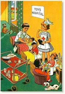 Nurse Susan and Doctor David