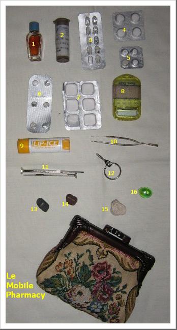 Le mobile pharmacy