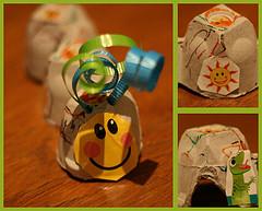 Happypillar by Tau