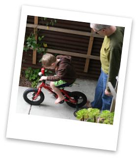 tau-bike