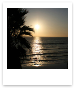 Swami's Sunset, Encinitas, CA (Copyright Sue Walsh)